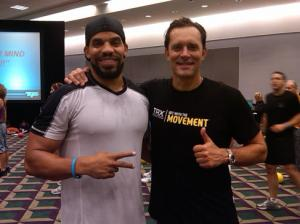 Randy Hetrick, Inventor of TRX