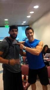Tony Horton, Inventor of P90X
